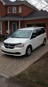 2012 Dodge Grand Caravan SE Fourgonnette, fourgon