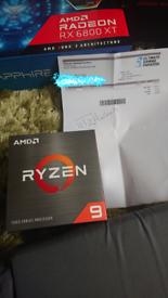 AMD Ryzen 9 5900X CPU Processor