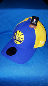 Golden State Warriors New Era Full Back Basketball Hat BRAND NEW