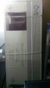 "OVE Glass Shower ""Curved"" Door, - Brand New"
