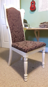 Antique Reuphosltered Chair