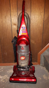 Bissell upright easy empty vacuum