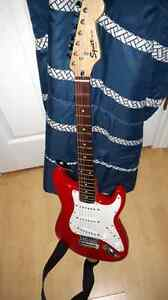Fender Strat with new strings