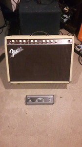 Supersonic Fender Amp