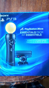 PS3 - play station move essentials pack