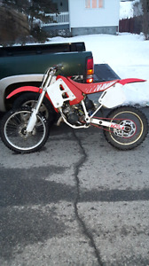 1991 cr125 no papers