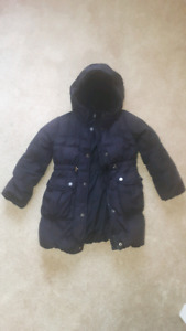 Black GAP winter jacket