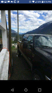 Ford F350 6.0L Diesel fully bullet proofed