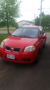 2009 Pontiac Wave fs or trade low klm!!!