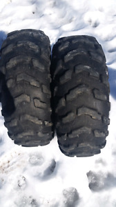 ATV tires different sizes and brands.