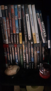 PS2/GC/PS3 Assortment of older video games for sale
