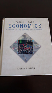 Economics:Canada In the Global Environment 8th Edition