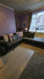 Corner sofa £200 ono