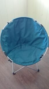 folding round chair for kids