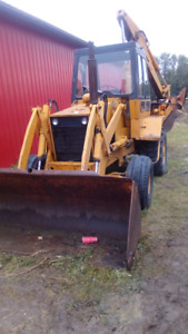 Wanted parts for a Case 780 backhoe
