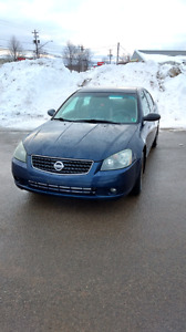 2005 Nissan Altima - Great Price, Great Condition