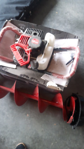 Gas powered Ice Auger New