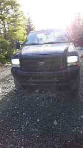 2003 f-250 6.0L diesel (Will trade for car)