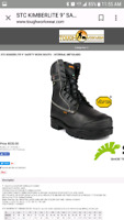 Selling two pairs of brand new work boots