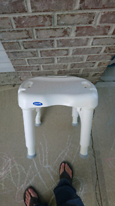 Invacare bath chair