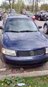 2001 Volkswagen Passat Wagon 2,8L V6