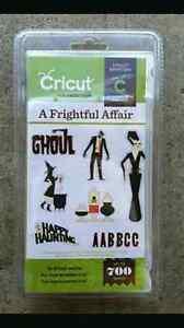 A frightful affair cricut cartridge