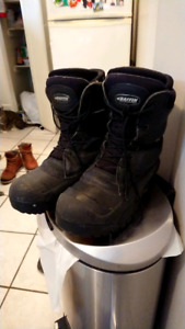 Baffin Work Boots (Size 10)