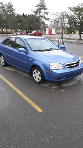 Chevy optra 95000 km