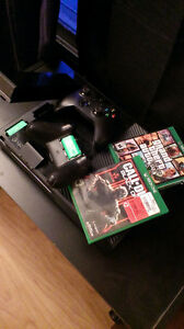Xbox one and parts for sale