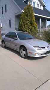 2001 Pontiac sunfire 4 door