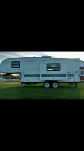 1998 Terry Lite 5th Wheel