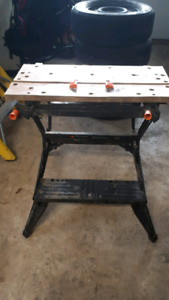 Workmate 400 Work Bench