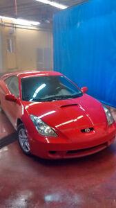 2000 Toyota Celica GT Hatchback