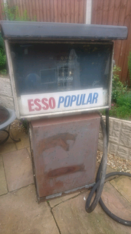 old Petrol Pump Gilbarco | in Mansfield, Nottinghamshire | Gumtree