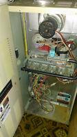A/C, Heat Pump, Furnace, Boiler, Fireplace, Water Heater Repair