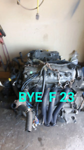 Accord 98 2002 f23a1 et transmission