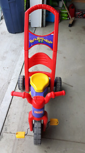 Rock ,roll, ride, Xl  Tricycle