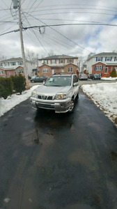 Nissan x-trail 2006 Extreme package