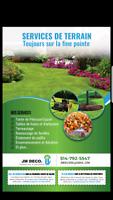 Service de pelouse / Lawn mowing needs *PROMOTION