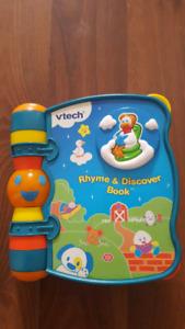 Learning vtech books