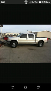 Looking for a crew cab Chevy