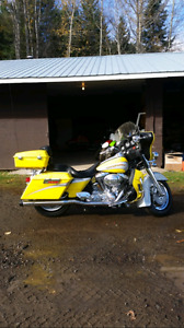 2005 CVO Electra glide stage 3 LOW KMS