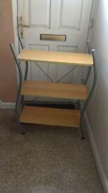 Shelf, wavy shelf, multipurpose