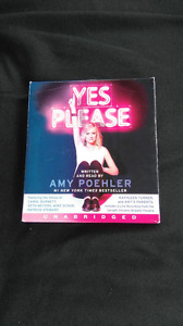 Amy Poehler - Yes Please - Audiobook (CDs)