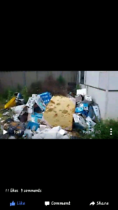 Rubbish removal services - cheaper than skip bins