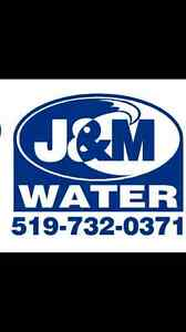 Need Water? Call J&M Water Delivery