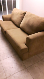 Couch found sale. Make an offer and come get it