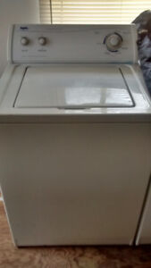 inglis washer and electric dryer