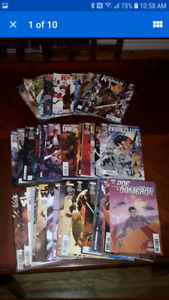 52 Star Wars Marvel Comic Books Various Titles