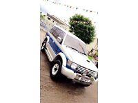 Mitsubishi Pajero LWB
